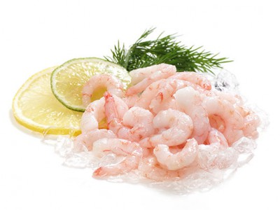 Product, Icelandic Shrimps-Pandalus borealis from company Oscars Fish