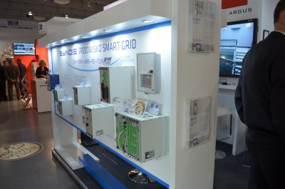 Company stand EUROTRONIC Sp. z o.o. on trade show EXPOPOWER 2014