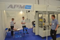 APM TECH on trade show PLASTPOL 2014