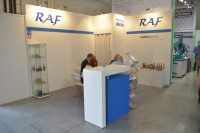RAF Sp.J. on trade show PLASTPOL 2014