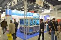 GIBITRE INSTRUMENTS S.R.L. on trade show PLASTPOL 2014