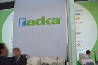 RADKA POLSKA Sp. z o.o. on trade show PLASTPOL 2014