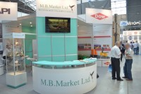 M.B. Market LTD on trade show PLASTPOL 2014