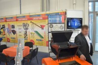 MOL - HUNGARIAN OIL & GAS COMPANY PLC. on trade show PLASTPOL 2014