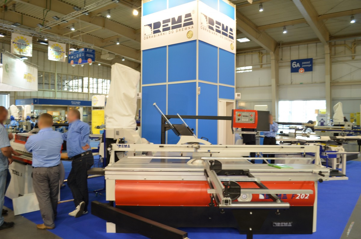 Company stand REMA S.A. on trade show DREMA 2014