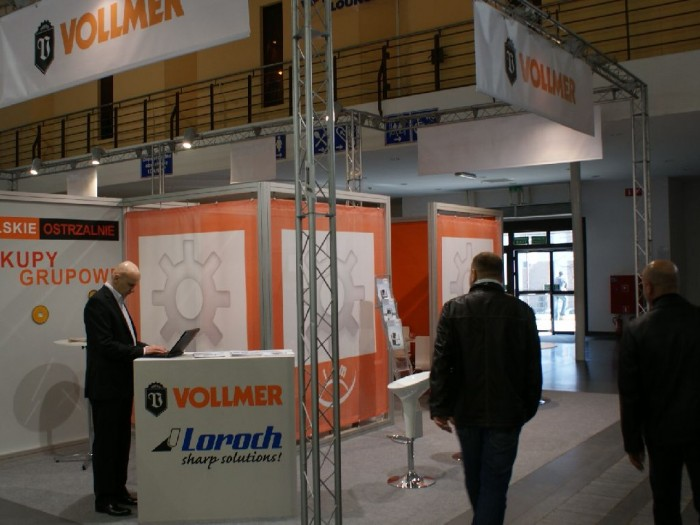 Company stand IPM Sp. z o.o. on trade show DREMA 2011