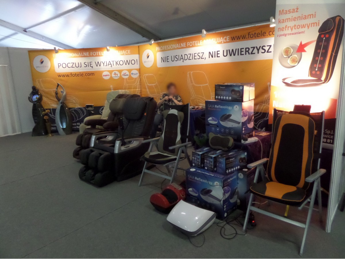 Company stand Pro-Wellness on trade show TOOLEX & WIRTOTECHNOLOGIA & LASEREXPO 2014