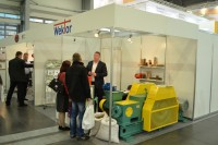 TESLA RECYCLING Sp. z o.o. S.K.A. on trade show POLEKO 2014