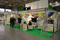 CHEMAT Sp. z o.o. on trade show POLEKO 2014