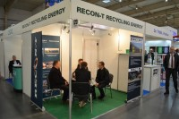 RECON-T Recycling-Energy-Consulting-Trading GmbH on trade show POLEKO 2014