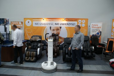 Company stand Pro-Wellness on trade show INVEST - HOTEL 2014