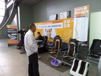 Company stand Pro-Wellness on trade show EURO-LIFT 2014