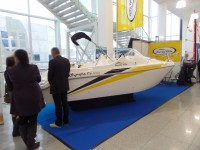 SAB SAILOR on trade show BOATSHOW 2014