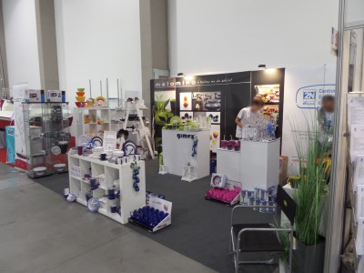Company stand 2N-EVERPOL Sp. z o.o. on trade show BOATSHOW 2014