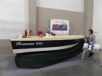 Volvo NOVA on trade show BOATSHOW 2014