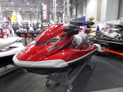 Company stand NOWAL Centrum Motorowodne on trade show BOATSHOW 2014