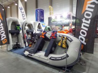 COSINUS YACHTING on trade show BOATSHOW 2014