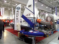 PUNT Sp. z o.o. on trade show BOATSHOW 2014