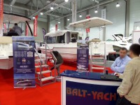 BALT-YACHT on trade show BOATSHOW 2014