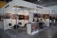 GMM SPA on trade show KAMIEN-STONE 2014