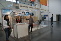 FEIYAN-TECH on trade show KAMIEN-STONE 2014