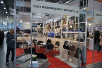 XIAMEN JINHONGXIN EXHIBITION Co. Ltd on trade show KAMIEN-STONE 2014