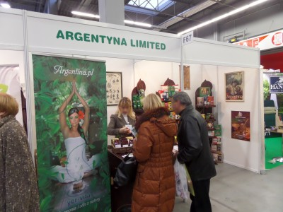 Company stand Argentyna Limited BHZ s.c. on trade show ECOFAMILY 2014