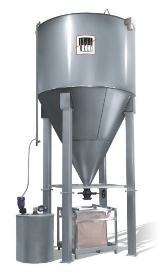 Product, Silos and Filter Bag from company ITALMECC