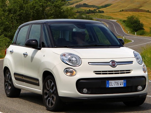 Product, Fiat 500L Natural Power from company CNG Auto