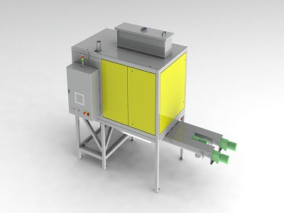 hamos KWS-PET metal-PET separators