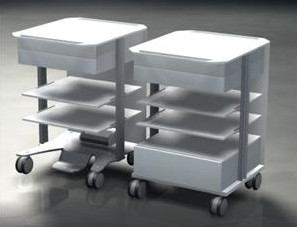 Product, Smart Trolley from company Tecno-Gaz S.p.A.