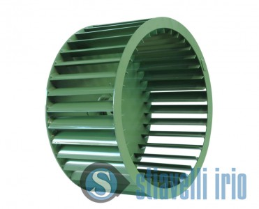 Product, Low Pressure Industrial Fans  YVP/P Series from company STIAVELLI IRIO