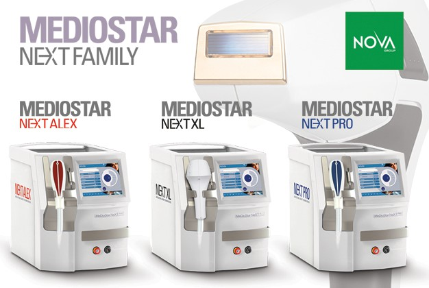Product, LASER MEDIOSTAR NEXT from company Nova Group