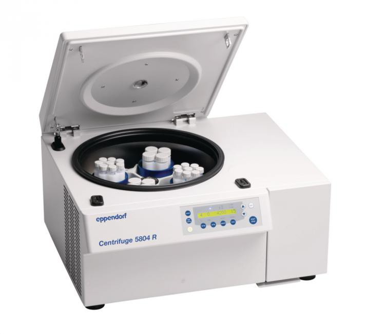 Product, Centrifuge 5804/ 5804 R from company Eppendorf AG