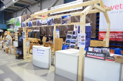 Company stand WERZALIT GmbH + Co. KG on trade show EXPO DOM 2015
