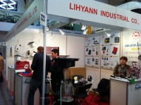 JACKWAY ENTERPRISE Co., Ltd. na targach Fit - Expo 2011
