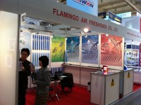 KING HO TRAFFIC MATERIAL Co.,Ltd. na targach Fit - Expo 2011