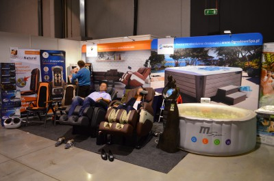 Company stand Pro-Wellness on trade show HOTEL-GASTRO & MEAT & EXPO SMAKI Meeting 2015
