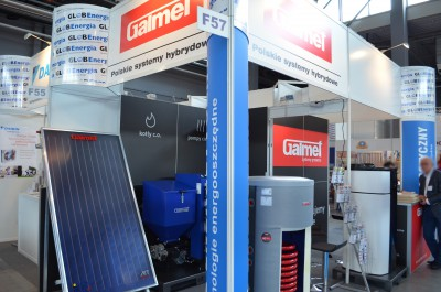 Company stand GALMET Sp. z o.o. on trade show SACROEXPO & EXPOSITIO 2015