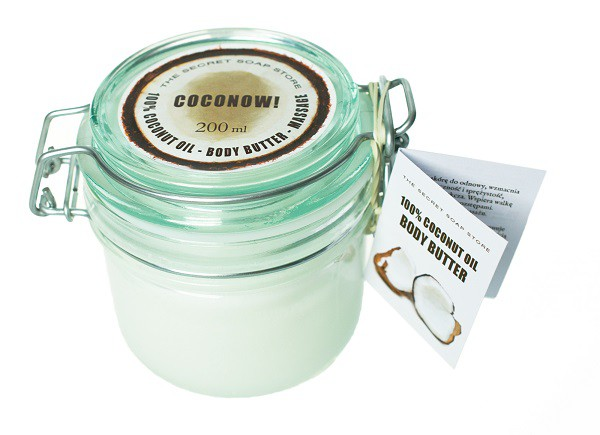Product, COCONUT OIL - BODY BUTTER from company SCANDIA COSMETICS S.A.
