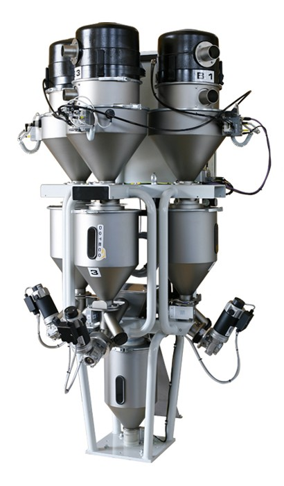 Product, BLENDO - Continuous gravimetric blender from company DOTECO SPA