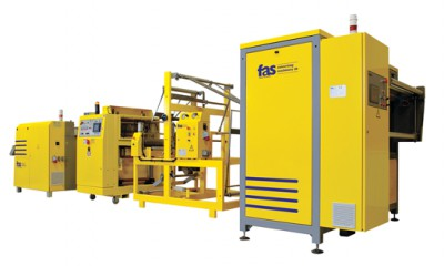 Product, Wave-top line from company FAS Converting Machinery AB