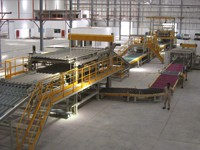 Produkt, Rock wool production z firmy GAMMA MECCANICA S.p.A
