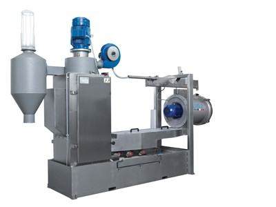 Product, Pelletizing systems from company GAMMA MECCANICA S.p.A