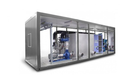 Product, Cooling plants from company GWK Gesellschaft Warme Kaltetechnik mbH