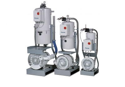 Product, F series vacuum units from company PIOVAN S.p.A