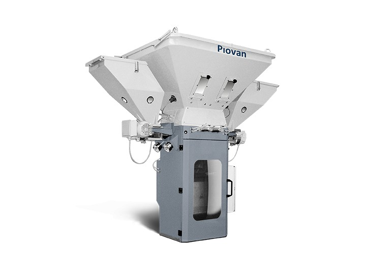 Product, MXP batch/loss-in-weight gravimetric blenders from company PIOVAN S.p.A