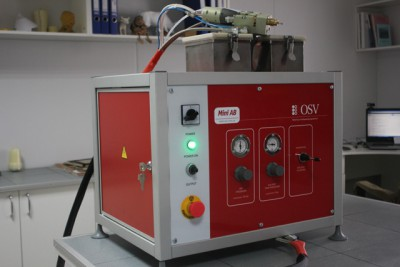 Product, OSV Mini AB 2000 from company OSV TECHNOLOGIYA