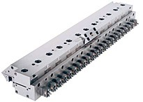 Product, Ultracoat V Adjustable Lip Slot Dies from company NORDSON Extrusion Dies Industries, LLC