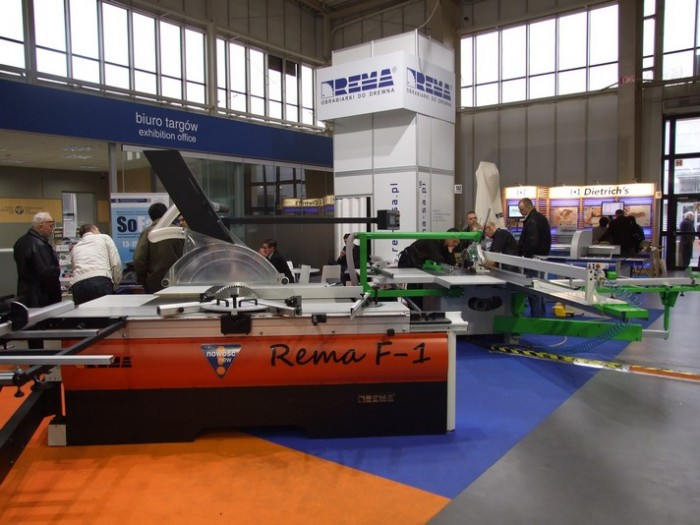 Company stand REMA S.A. on trade show DREMA 2012